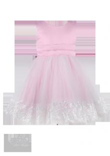 . Элегантное платье на выпускной в детский сад