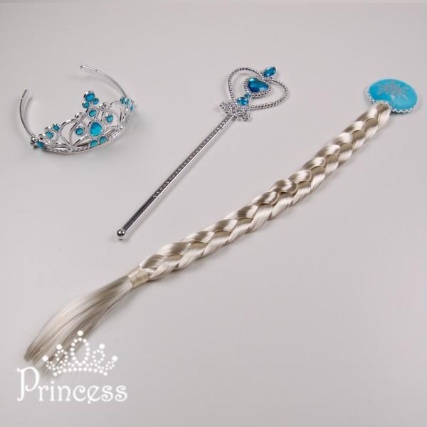 Фото: Сказочный набор Эльзы Frozen  (артикул 1062-blue)