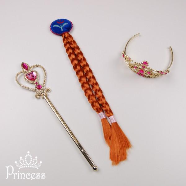 Фото: Набор аксессуаров принцессы Анны  (артикул 1062-pink)