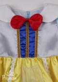 Фото: Платье Белоснежки для  принцессы (артикул 3065-yellow) - изображение