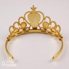Фото: Корона принцессы Анны (артикул 1068-pink) - изображение