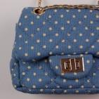 Фото: Джинсовая сумочка детская  (артикул A 30017-jeans) - изображение