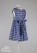 Фото: Catimini. Детское платье с орнаментом (артикул O 50212-different) - изображение