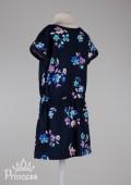 Фото: Carter's. Стильная хлопковая туника для девочки  (артикул O 50294-flowers) - изображение