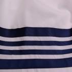 Фото: Place. Детское платье с контрастными полосами на юбке (артикул O 50201-white) - изображение