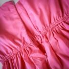 Фото: Детское платье Zara с завышенной талией (артикул Z 50088-red) - изображение