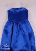 Фото: Красивый костюм Золушки для девочки (артикул 3108-blue) - изображение