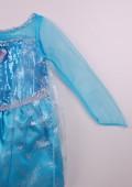 Фото: Новогоднее платье Эльзы из