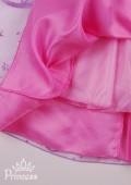 Фото: Карнавальное платье принцессы Рапунцель (артикул 3112-violet) - изображение