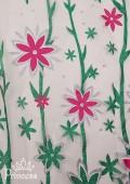 Фото: Зеленое платье Эльзы Холодное сердце с длинным шлейфом (артикул 3118-green) - изображение