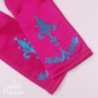 Фото: Перчатки малинового цвета (артикул 1069-pink) - изображение