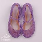 Фото: Сиреневые туфельки (артикул 1086-violet) - изображение