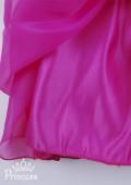 Фото: Яркое платье малинового цвета для девочки (артикул 3018-dark pink) - изображение