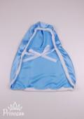 Фото: Сказочный костюм Золушки (артикул 3110-light blue) - изображение