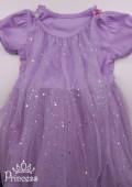 Фото: Пышное платье Софии Прекрасной для девочки (артикул 3133-violet) - изображение