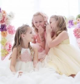 Детская свадебная мода
