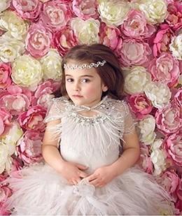 Как выбрать нарядное платье для девочки в интернет-магазине?