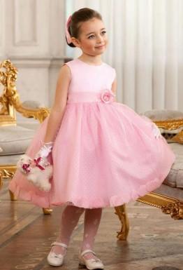 Маленькое розовое платьице или стиль современной Барби