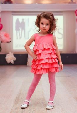 Фасоны детских платьев под характер Вашей дочери