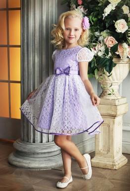 Какой длины должно быть детское праздничное платье