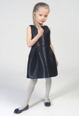 Пора блестящих детских платьев объявляется открытой