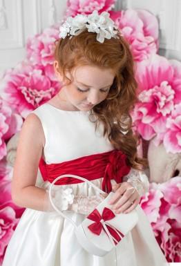 Платье, туфли, сумка – монолитное трио в детской моде