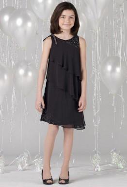 Детское платье для вечернего выхода: какое оно?