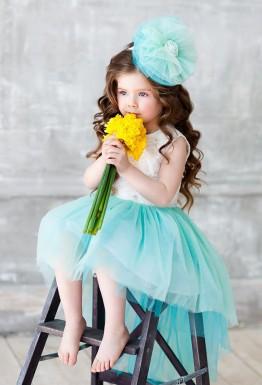 Выбираем цветок – покупаем детское платье