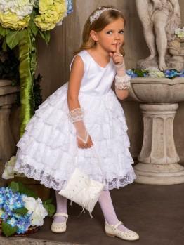 Пышная юбка – классика детской моды