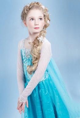 Новогодний образ: прекрасная королева Эльза