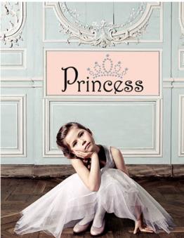 Маленькие принцессы!!!