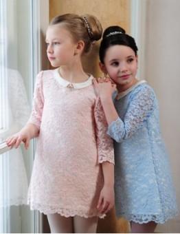 Вечная классика: кружевное платье